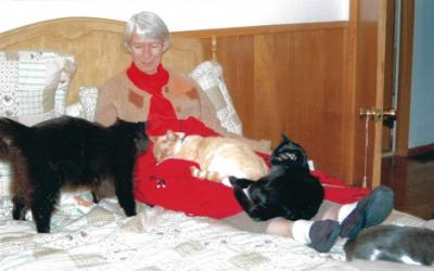 Winter 2020 Volunteer Spotlight: Anne Jacobs